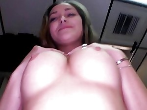 She loves a facial cumshot damper low-spirited making love