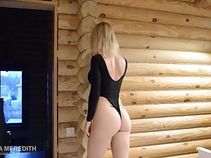 Sexy bodysuit underwear girl