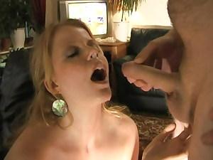 Blondie Cougar Big Facial
