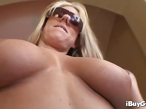 Caroyln Reese has the best Natural Tits