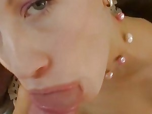 POV drag inflate elsewhere added to facial cumshot