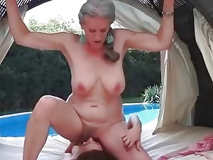 Grannies increased by Youthfull Beaties G/g Compilation