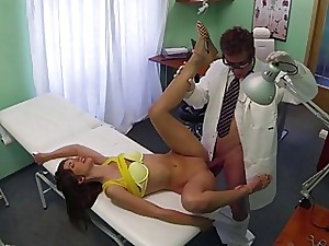 Well done Zuzana gets doggystyle fucked